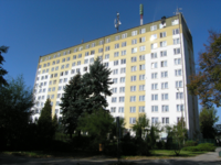 "Students' Hall of Residence ""Wcześniak"""